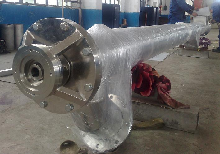 螺旋输送机轴承吊挂瓦件